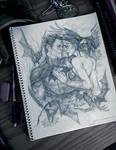 Wonderbat sketch