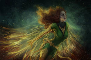 Phoenix by jasric