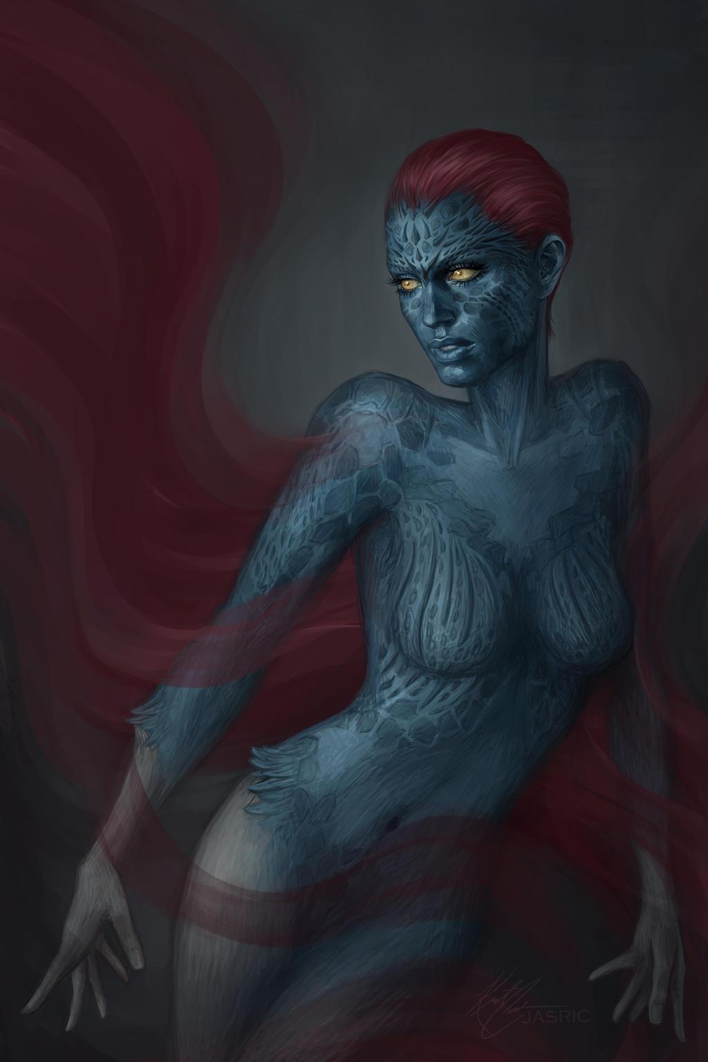 mystique - DeviantArt