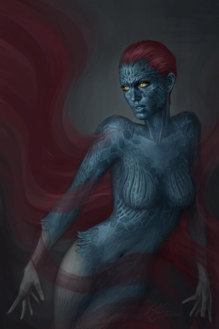 Mystique by jasric