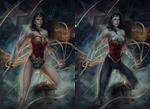 Wonder Woman Old vs New