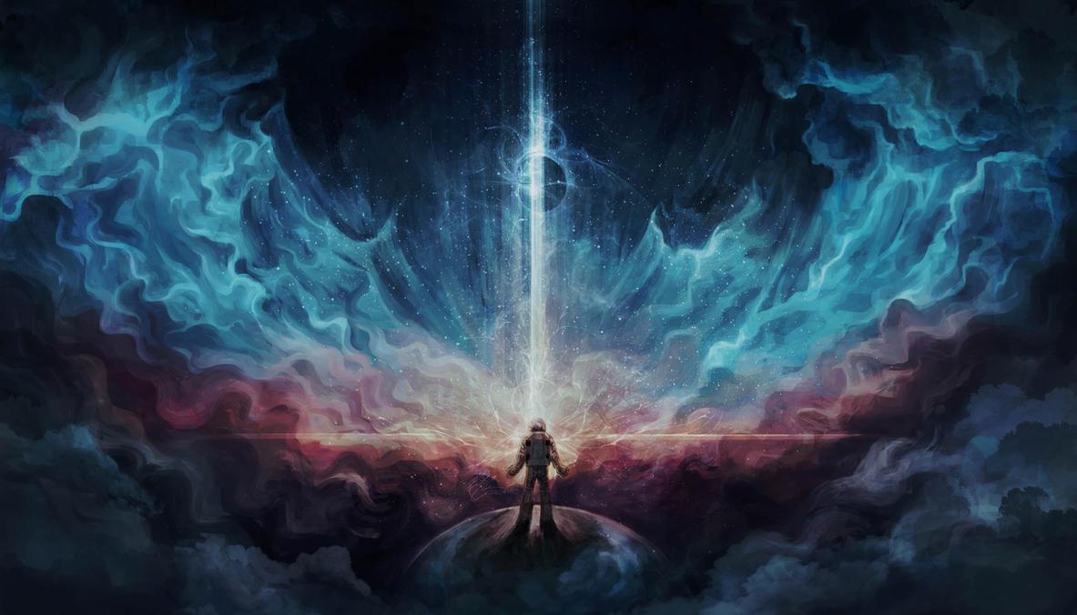 Interstellar by jasric