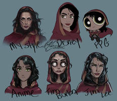 Style Challenge by jasric