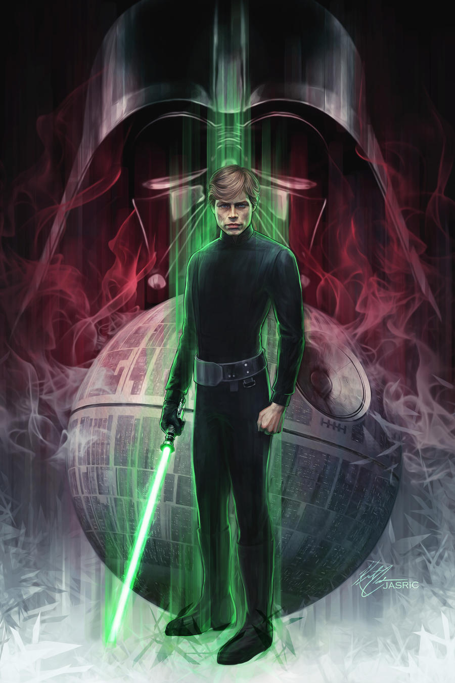 Return of the Jedi by jasric