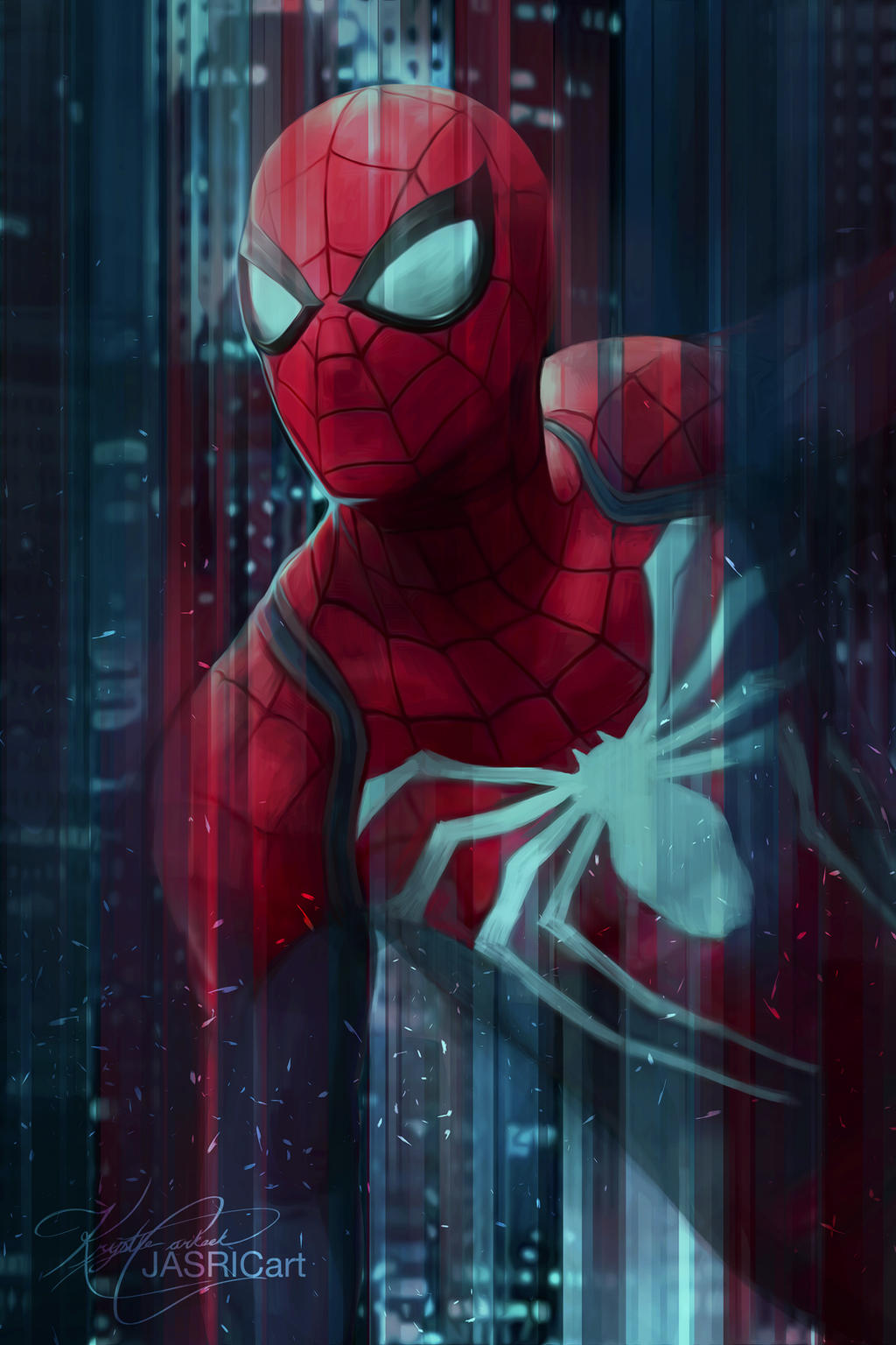 Spiderman by jasric on deviantart - Images spiderman ...