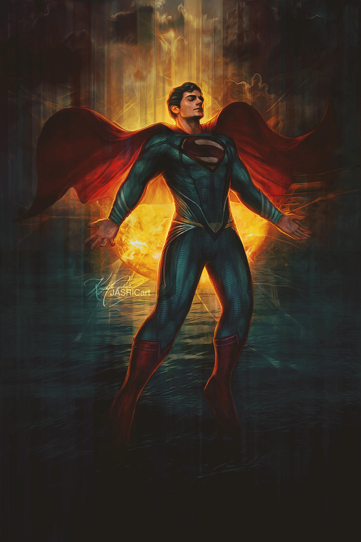 Man of Steel by jasric