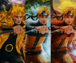 Naruto by jasric