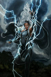 Storm by jasric