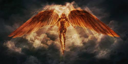Wonder Woman - Golden Eagle