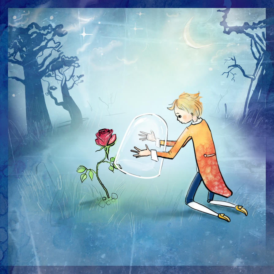 Little Prince By Inko-smile On DeviantArt