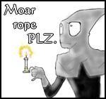 MOAR ROPE PLZ by Prota-Girl