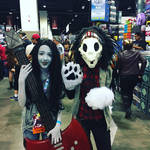 Marceline and I suppose the Undead? by Dogthatkills