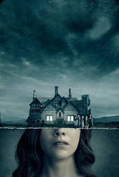 The Haunting Of Hill House (2018) Key Art by RAMI545