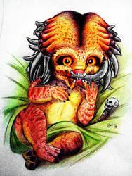 BABY PREDATOR by RAMI545