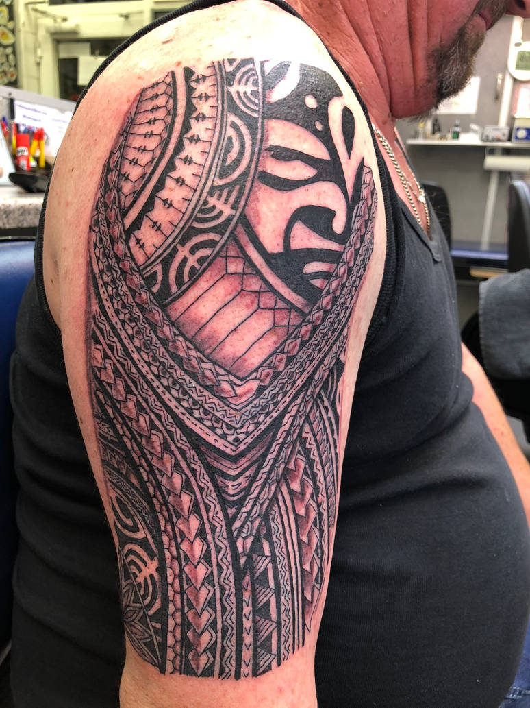 b62f19b79 tattoo maori by fortuna15 on DeviantArt