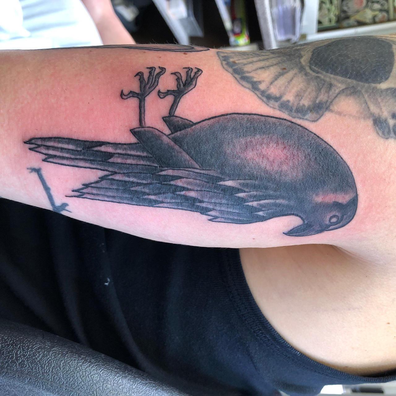 2e9da35b3 Tattoo Raven by fortuna15 Tattoo Raven by fortuna15