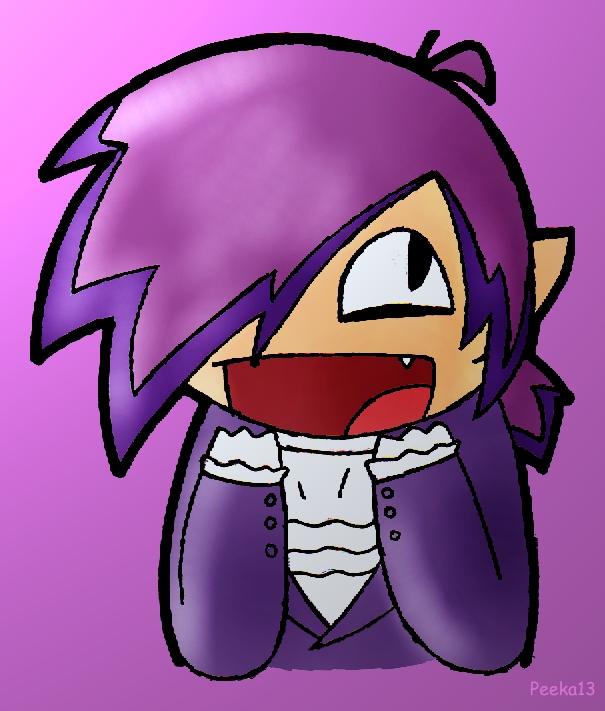 Raven is happy plz by Peeka13