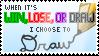 Win, Lose, or Draw by Peeka13
