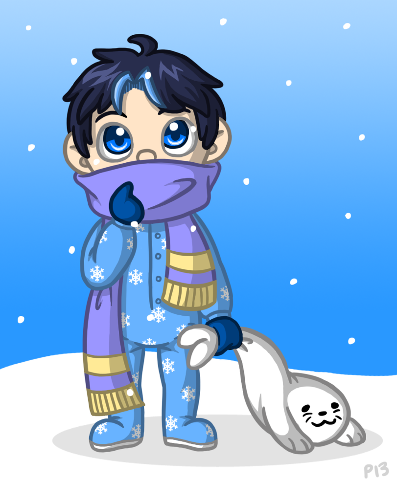 Little Snowday by Peeka13