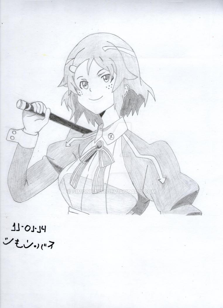SAO~Lisbeth(Shinozaki Rika) # 1 by SimonBaku