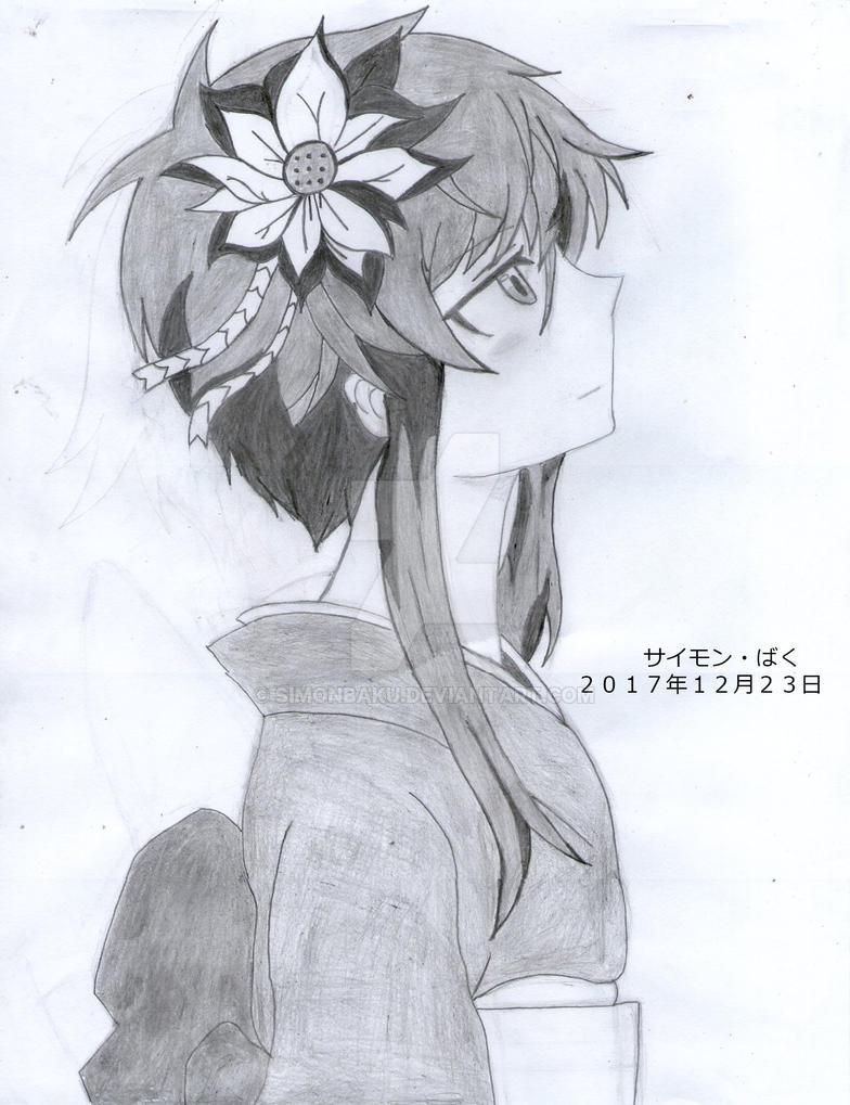 Kitayama-Shizuku N# 2 by SimonBaku