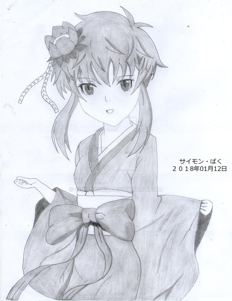 Kitayama-Shizuku N# 3 by SimonBaku