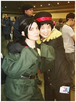 Cosplay - Asia Brothers by aisucafe