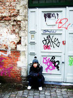 Backalley Brussels by aisucafe