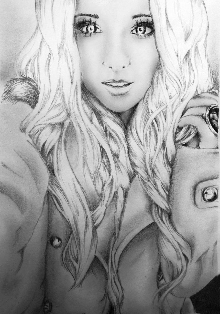 Beautiful woman drawing tumblr the for Beautiful drawings tumblr