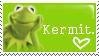 Kermit stamp by Kaisuke1