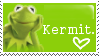 Kermit stamp by Kaisuke1