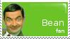 Mr. Bean stamp by Kaisuke1