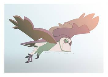 BARN OWL by joserobledo