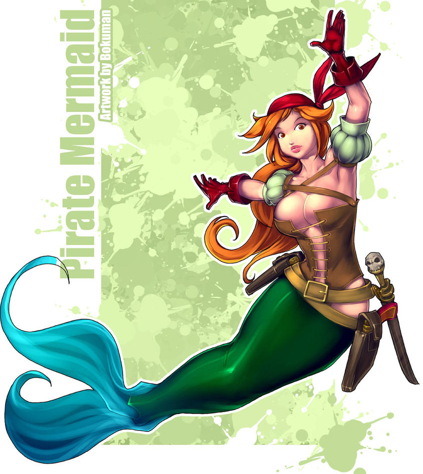 Pirates mermaid pussy pics xxx scene