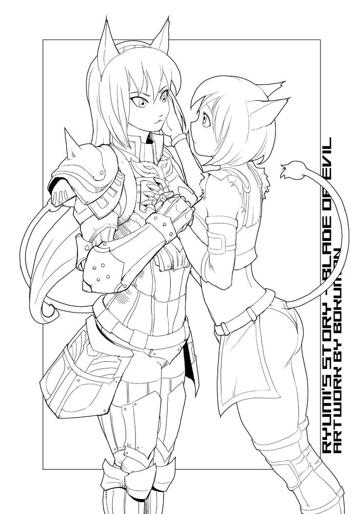 Commission Lbriss 0011C by bokuman