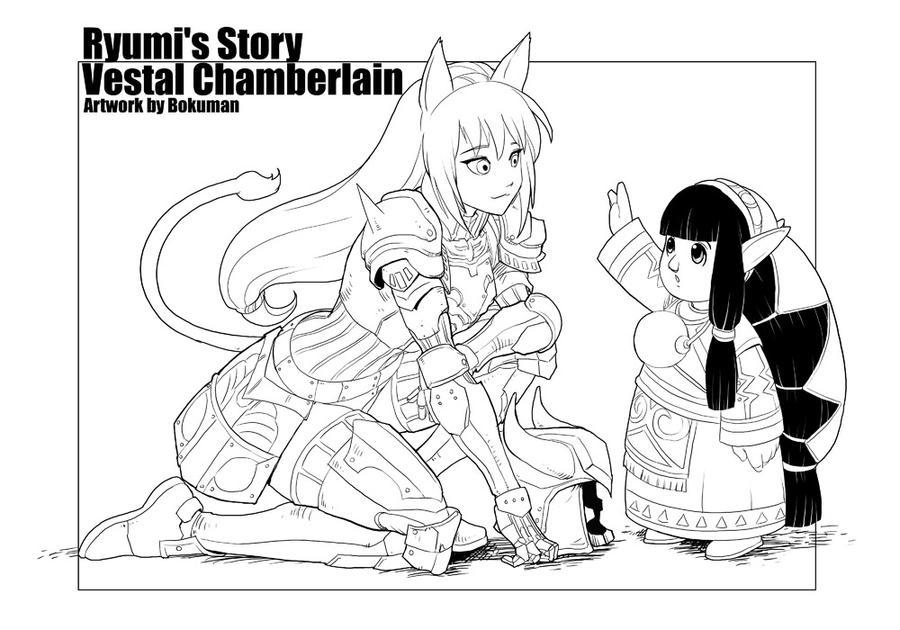 Commission Lbriss 0014B by bokuman