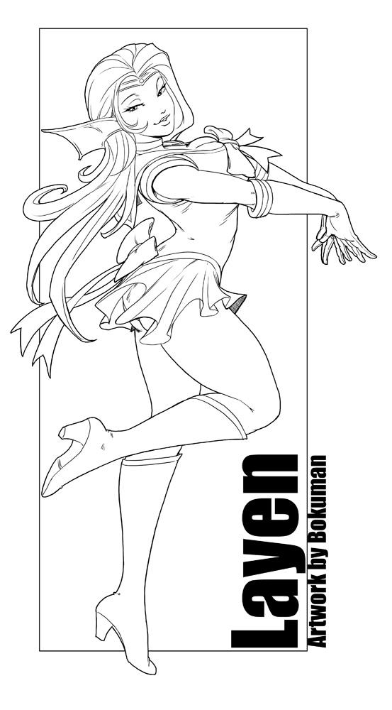 Commission MakotoMizuhara 002 by bokuman