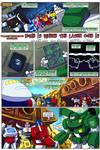 Transformers Mosaic Finish