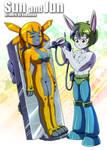 Commission Nova-Bunny