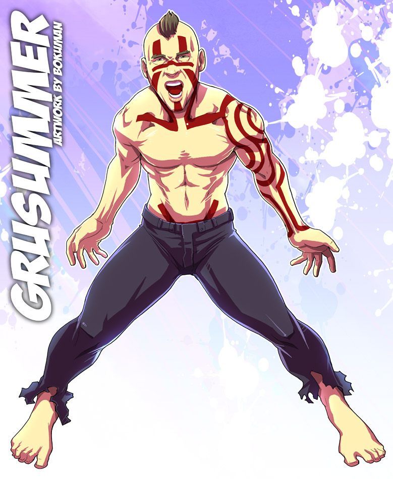 Commission Grusummer by bokuman