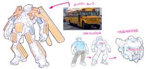 Transformers Concept 03