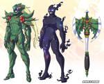 Commission Hergman 01 by bokuman