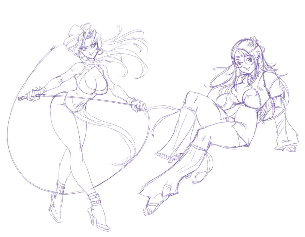 Commission wip 20111101 by bokuman