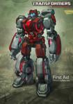 WFC First Aid CA by bokuman