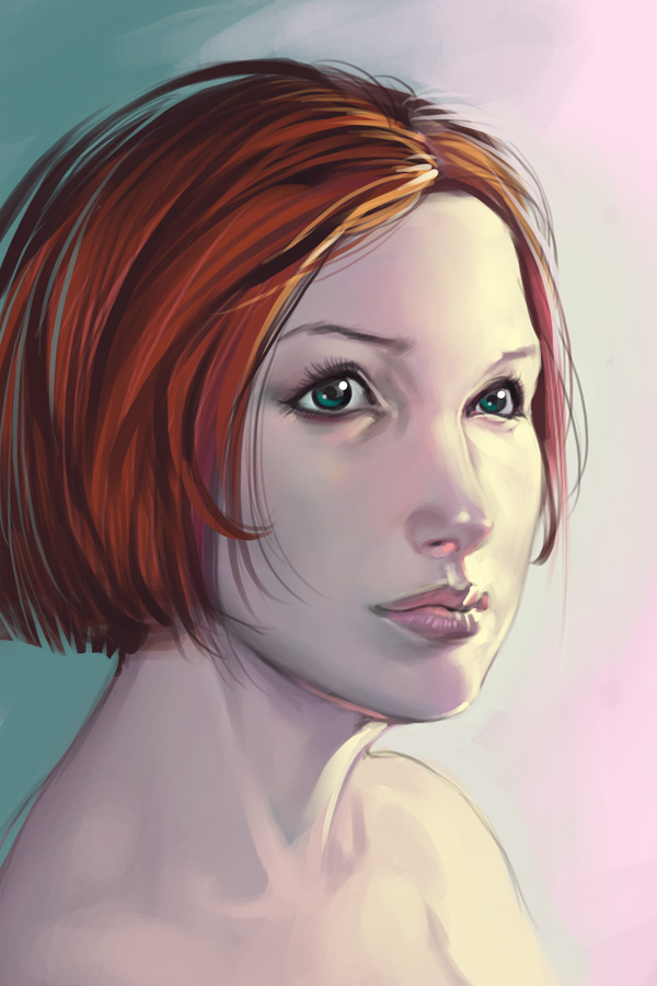 Painting practice 20130110 by bokuman