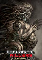 Mechanical Killers Backcover by bokuman