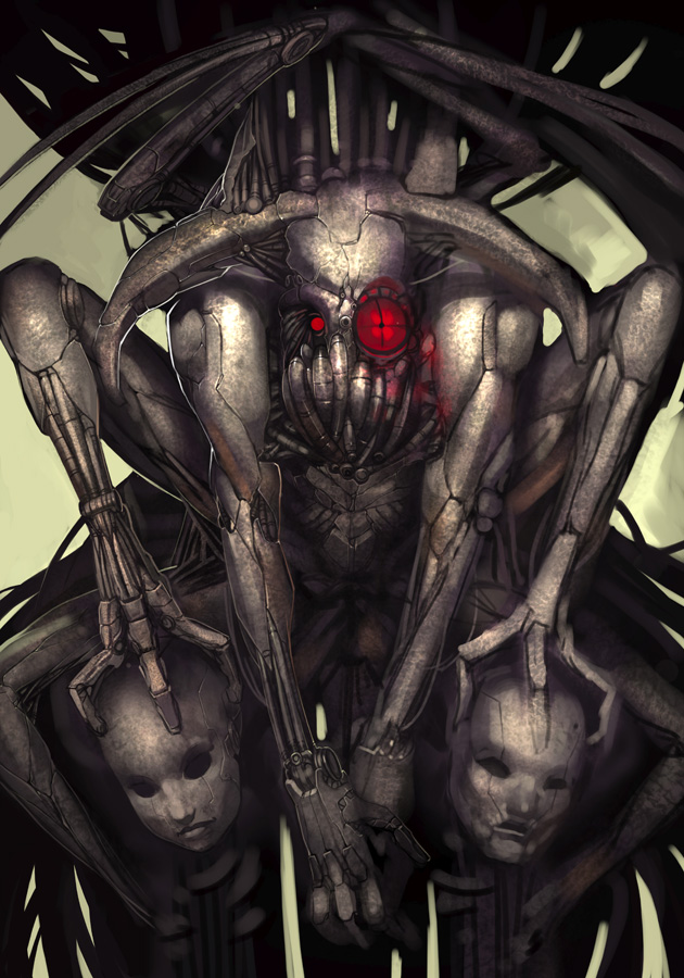 Mechanical Killers DEVIL by bokuman