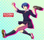 Fanart Kashima - GSNK