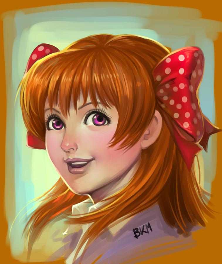 Sakura Chiyo GSNK by bokuman