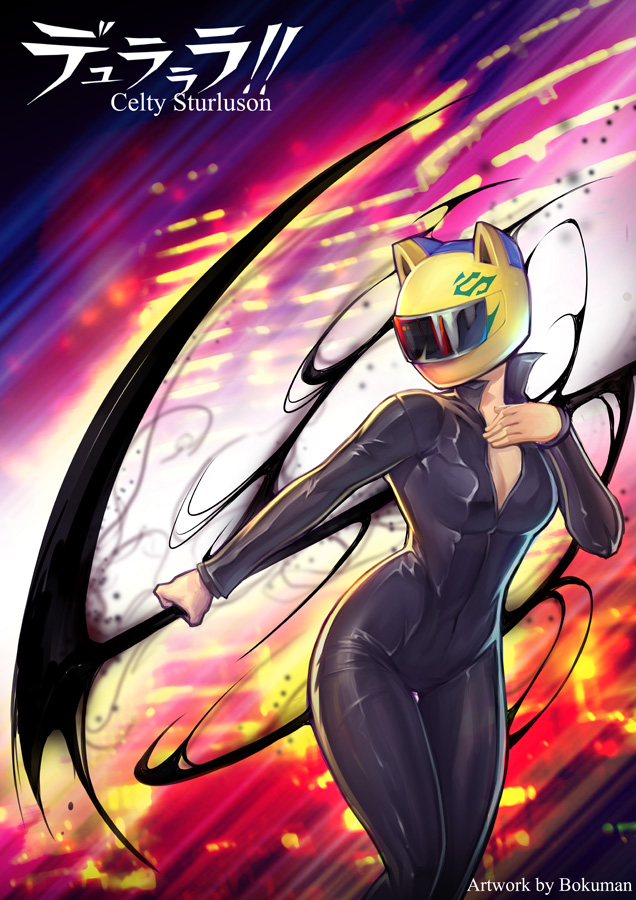 Celty Durarara Fanart by bokuman